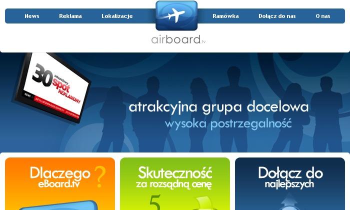 Zdjęcie projektu Airboard