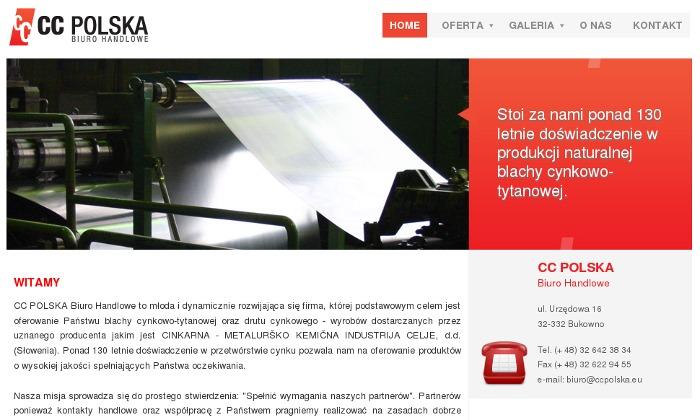 Zdjęcie projektu CC Polska